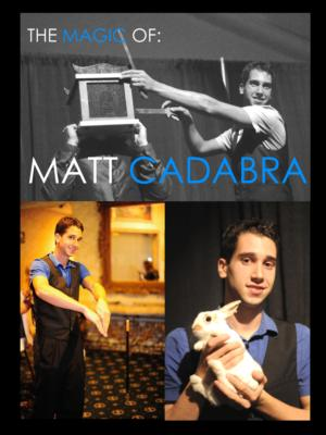 The Magic Of Matt Cadabra! | Clementon, NJ | Magician | Photo #2