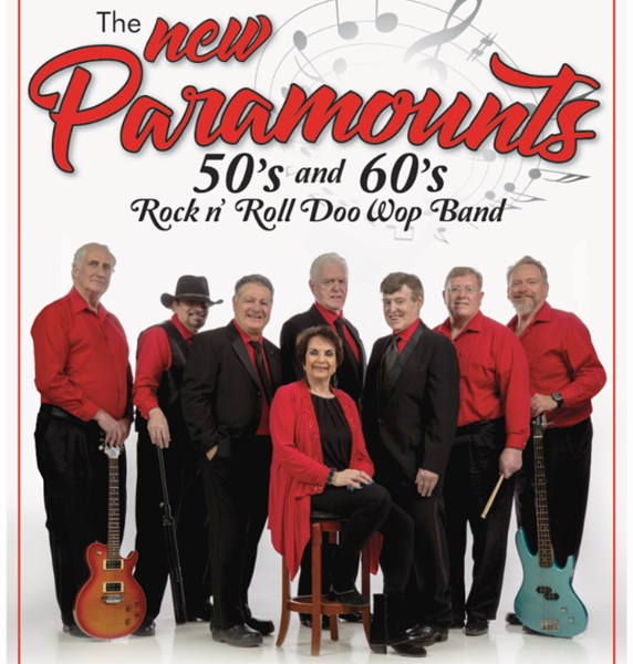 The New Paramounts (50's to 70' Rock & Roll Band - Oldies Band - Moscow, PA