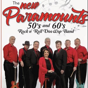Moscow, PA Oldies Band | The New Paramounts (50's to 70' Rock & Roll Band