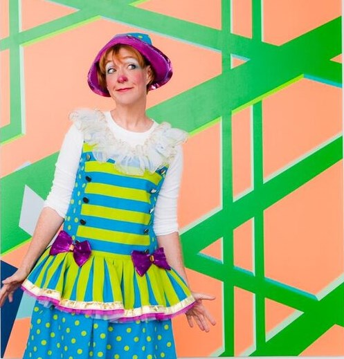Mandy Dalton: Children's Entertainer - Clown - Silver Spring, MD
