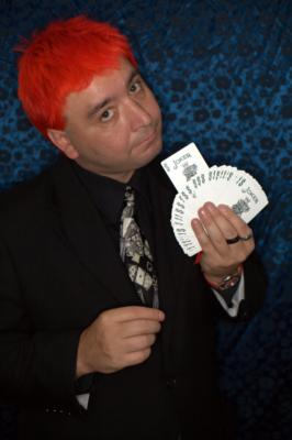 Tommee Pickles | New Orleans, LA | Magician | Photo #20