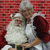 Tuba City Storyteller | Santa And Mrs Claus