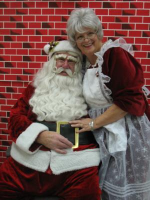 Santa And Mrs Claus | Las Vegas, NV | Santa Claus | Photo #1
