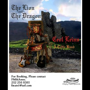 Eugene Irish Band | Ceol Leinn - Celtic Band