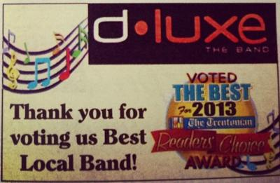 D*LUXE the Band | Hamilton, NJ | Cover Band | Photo #2