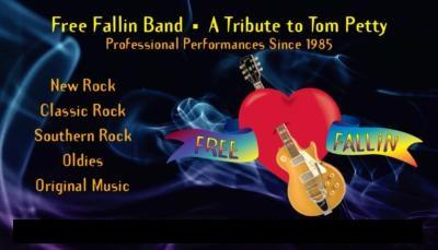 Tom Petty Tribute Band-Free Fallin' -  | Collegeville, PA | Tom Petty Tribute Act | Photo #4