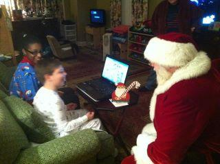 Santa Kennison Kyle | Memphis, TN | Santa Claus | Photo #13