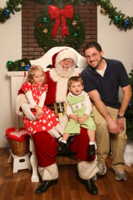 Santa Kennison Kyle | Memphis, TN | Santa Claus | Photo #15