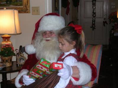 Santa Kennison Kyle | Memphis, TN | Santa Claus | Photo #6