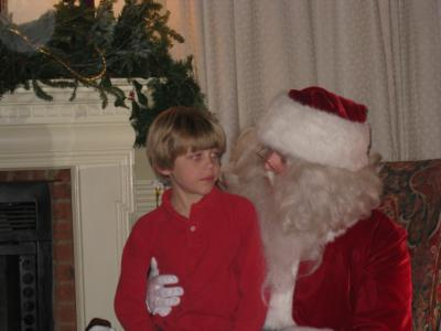 Santa Kennison Kyle | Memphis, TN | Santa Claus | Photo #8