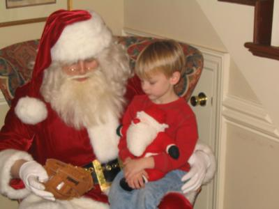 Santa Kennison Kyle | Memphis, TN | Santa Claus | Photo #9