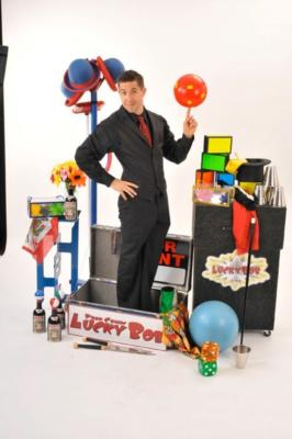 Laughs On Us Children's Entertainment | Middleboro, MA | Magician | Photo #20