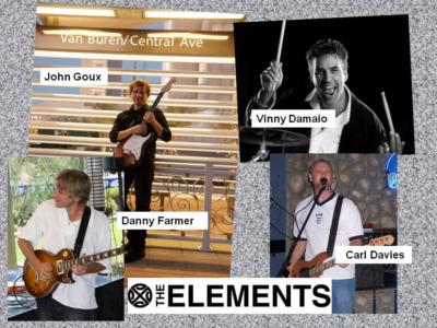 The Elements | Phoenix, AZ | Cover Band | Photo #2
