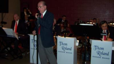 Thom Roland Dance Band | Sykesville, MD | Big Band | Photo #6