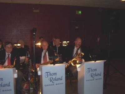 Thom Roland Dance Band | Sykesville, MD | Big Band | Photo #7