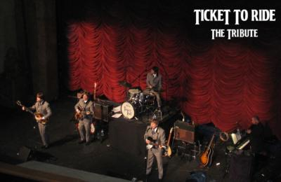 Ticket To Ride | Dayton, OH | Beatles Tribute Band | Photo #2