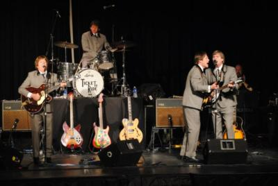 Ticket To Ride | Dayton, OH | Beatles Tribute Band | Photo #22