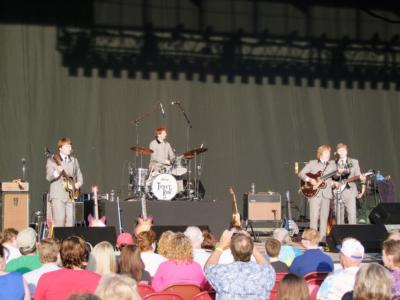 Ticket To Ride | Dayton, OH | Beatles Tribute Band | Photo #3