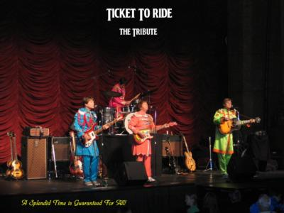 Ticket To Ride | Dayton, OH | Beatles Tribute Band | Photo #1