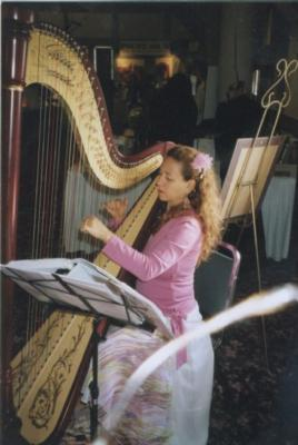 Devora Susman | San Diego, CA | Harp | Photo #1