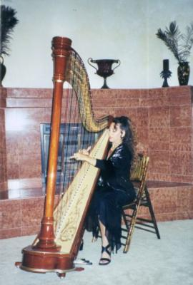 Devora Susman | San Diego, CA | Harp | Photo #4