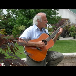 Port Jefferson Acoustic Guitarist | Giles Ponticello