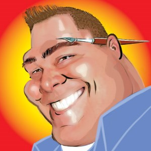 Snow Lake Caricaturist | Caricatures By Robert Stolt