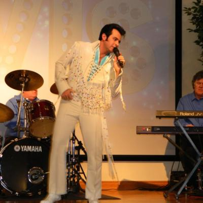 """Bringing It Back"" Productions- Elvis Impersonator 