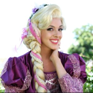 Santa Ana Princess Party | Wish Upon A Princess