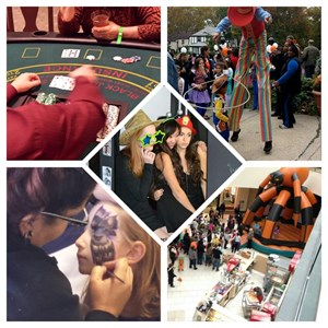 College Place Puppeteer | Magical Memories Entertainment - Face Painting