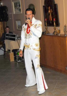 Authentically Elvis - Paul Anthony | Nepean, ON | Elvis Impersonator | Photo #3