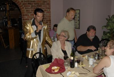 Authentically Elvis - Paul Anthony | Nepean, ON | Elvis Impersonator | Photo #5