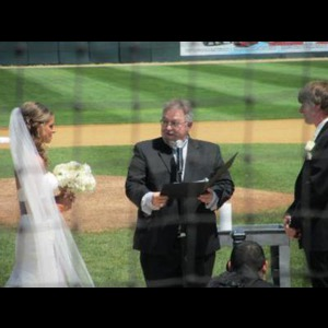 Globe Wedding Officiant | Wayne Hill Sr.