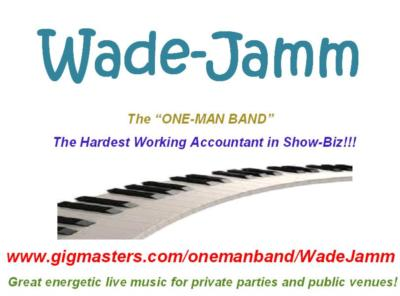 Wade-Jamm | East Islip, NY | One Man Band | Photo #9