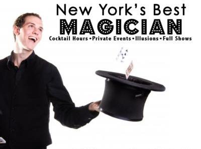 Seth Dale - The Charming Magician | Montclair, NJ | Magician | Photo #1