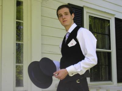 Seth Dale - The Charming Magician | Montclair, NJ | Magician | Photo #2