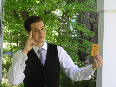 Seth Dale - The Charming Magician | Montclair, NJ | Magician | Photo #7