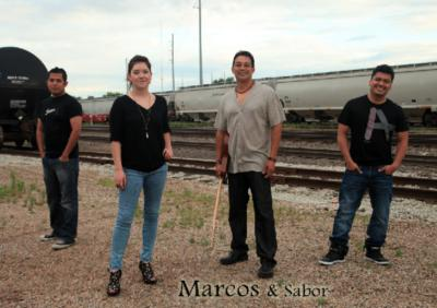 Marcos & Sabor | Omaha, NE | Latin Band | Photo #1