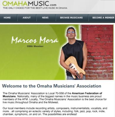 Marcos & Sabor | Omaha, NE | Latin Band | Photo #6