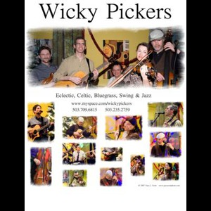 Wicky Pickers - Original Band - Portland, OR