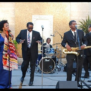 Palm Springs Wedding Band | Blue Breeze Band (Motown R&B Soul Funk Jazz Blues)