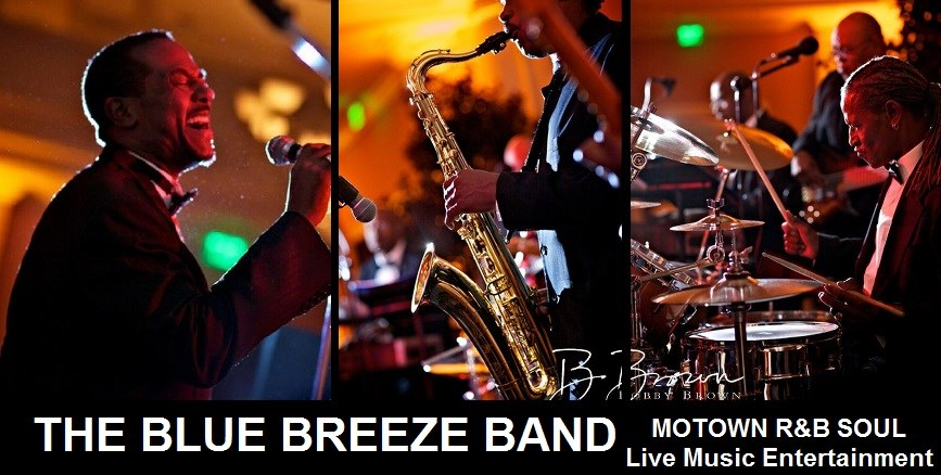 Blue Breeze Band (Motown R&B Soul Funk Jazz Blues)