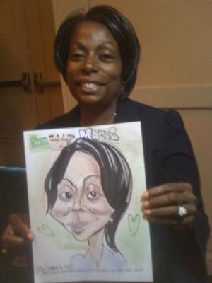 Edwards Entertainment | Blackwood, NJ | Caricaturist | Photo #2