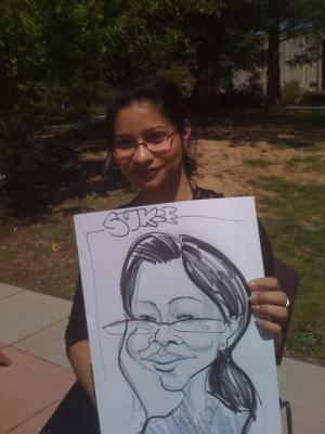 Edwards Entertainment | Blackwood, NJ | Caricaturist | Photo #5
