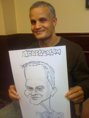 Edwards Entertainment | Blackwood, NJ | Caricaturist | Photo #4