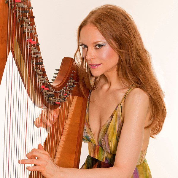 Erin Hill - Harpist & Singer - Harpist - New York City, NY