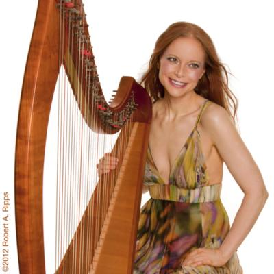 Erin Hill | Forest Hills, NY | Harp | Photo #1