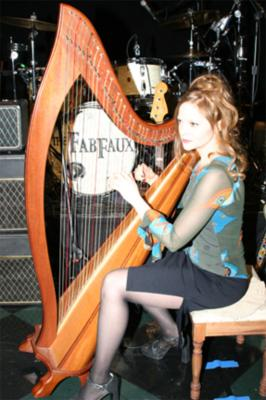 Erin Hill | Forest Hills, NY | Harp | Photo #9
