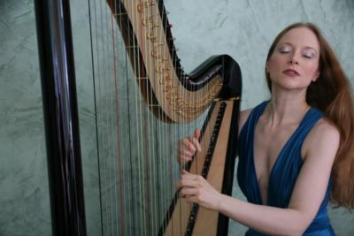 Erin Hill | Forest Hills, NY | Harp | Photo #3