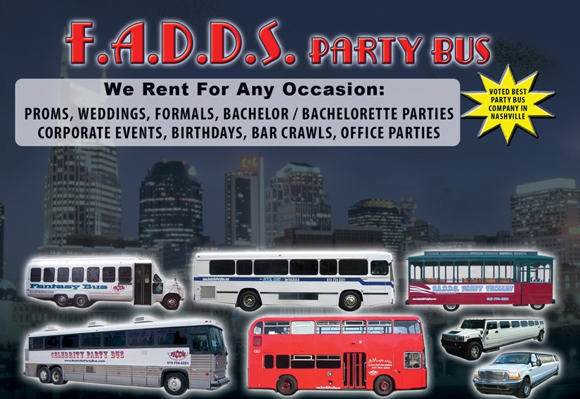 F.A.D.D.S. Party Bus - Party Bus - Mount Juliet, TN